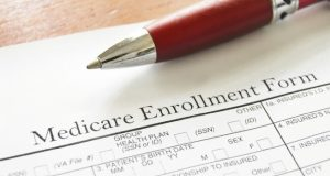 medicare advantage plans enrollment form