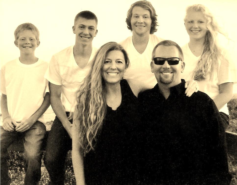 John Ballis and family